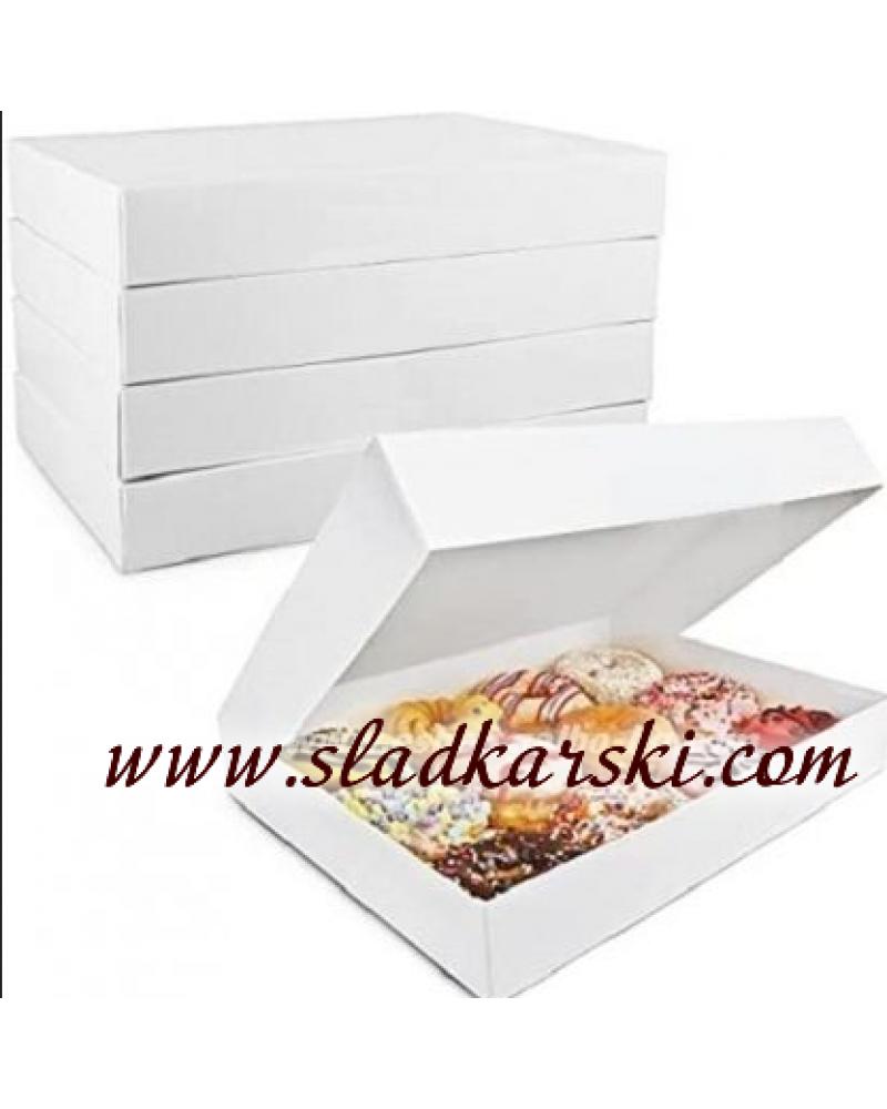 Картонена кутия  , 44*33*7,5 см.,
