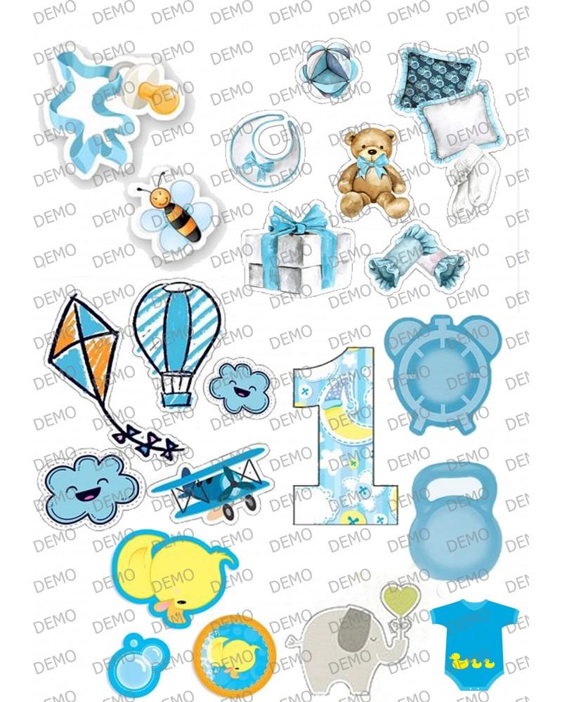 001E бебе елементи