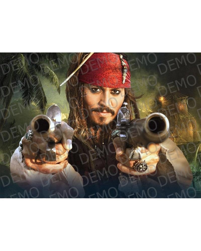 001 Карибски пирати