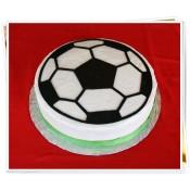 Кръгли декори Футбол