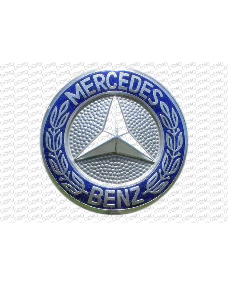 КОЛИ 036- декорация за торта Mercedes logo