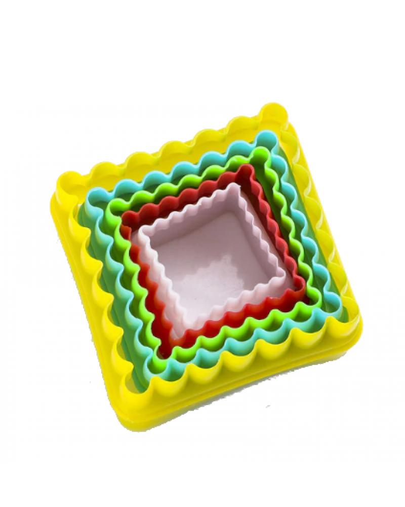 квадрати резци к-т от 5 бр