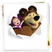 Маша и мечока
