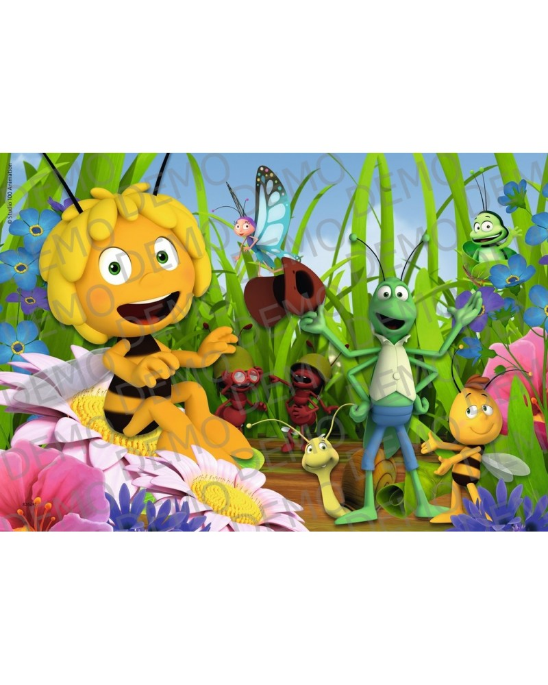 002 Пчеличката Мая