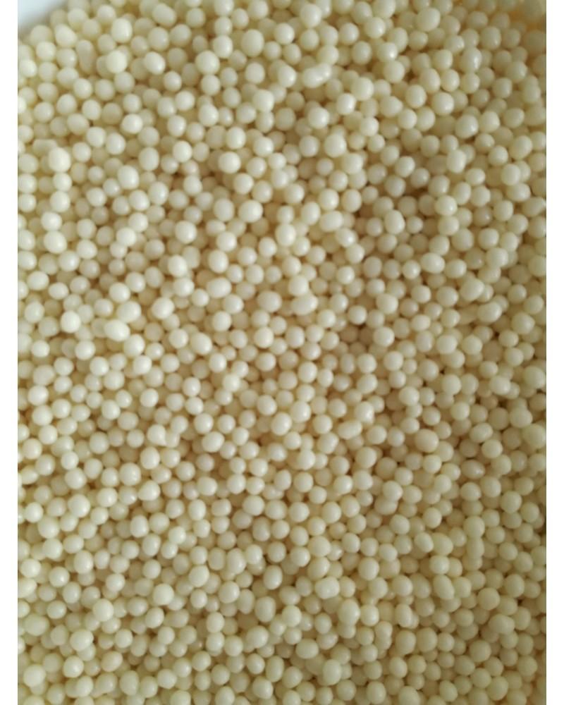 бял шоколад оризов крисп Перли 100гр