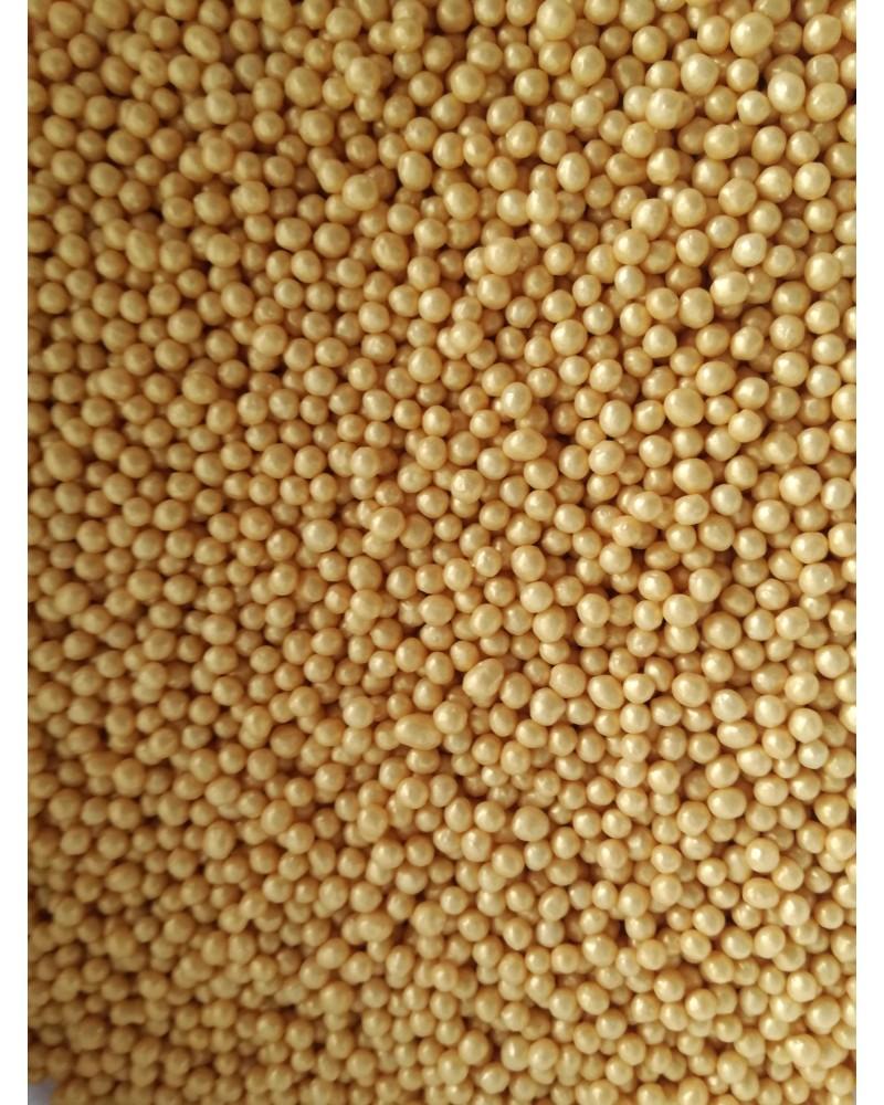 200 гр Златни перли шоколад оризов крисп
