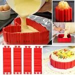 форма за торта /силиконова