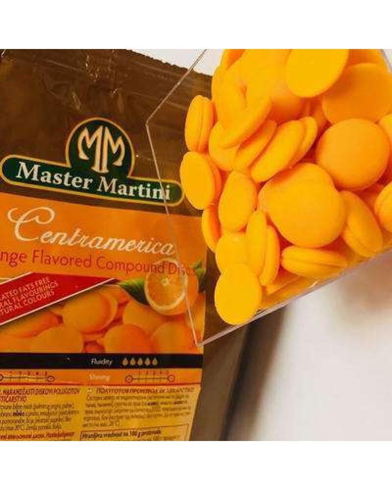 Шоколад CENTRAMERICA MASTER MARTINI / с вкус на портокал1 кг