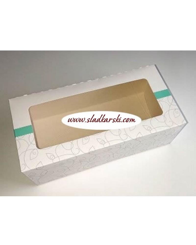 25 бр кутия  30*15*10 см  / подходяща и за козунак